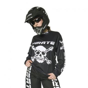 Pirate Jersey Schwarz