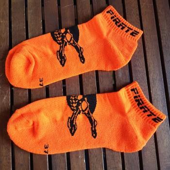 Pirate Sox Team Orange/bk 37-40
