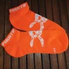 Pirate Sox Team Orange / White