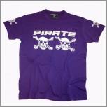 Pirate T-Shirt Purple