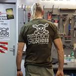 Pirate T-Shirt Team CAMO