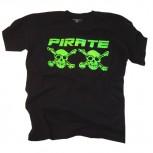 Pirate T-Shirt DarkGreen 2/S