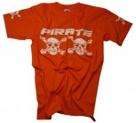 Pirate T-Shirt Oranje