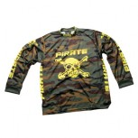 Pirate Jersey Camo 2/S