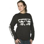 Pirate T-Shirt LONGSLEEVE 4/L