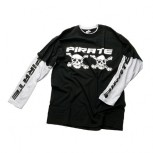 Pirate T-Shirt L/A DoubleSLEEVE 2/S