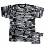 Pirate T-Shirt CAMO/ Metro