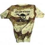 Pirate T-Shirt DIRTJUMP in BAGDAD/Desert Tee