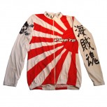 Pirate TRIKOT L/A Rising Sun