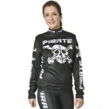 Pirate TRIKOT l/A BK