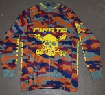 Pirate TRIKOT L/A Thermo Camo
