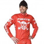 Pirate TRIKOT l/A Red