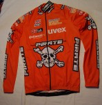Pirate Team 16 L/A Trikot Orange