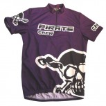 Pirate Jersey s/s purple 1/XS