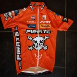 Pirate Teamtrikot 2017 Orange