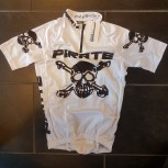 Pirate Trikot China Weiss
