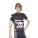 Pirate TRIKOT K/A Schwarz