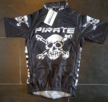 Pirate Trikot China Schwarz