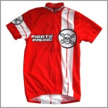 Pirate Trikot K/A Retro Red
