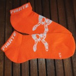 Pirate Sox Team Orange / White