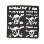 Aufnähersatz Pirate