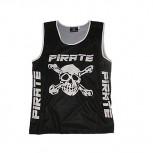 Pirate Cool Black Shirt-camiseta sin mangas