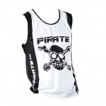Pirate Laufshirt White