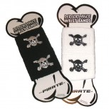 Pirate Wrist Bands-badanas