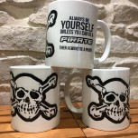 Pirate Mug, Always