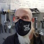 Mask Vent Black